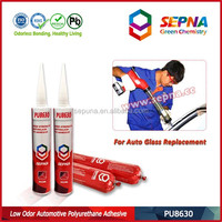 Low odor motor homes polyurethane windshield sealant PU8630