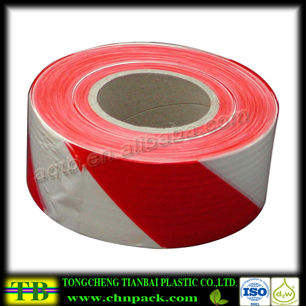 custom pe underground cable warning tape barrier tape