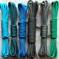 New custom 4mm cheap emergency survival rope 550 paracord rock climbing 550 paracord