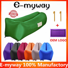 Inflatable Lounger Couch,Portable Blow Up Lounge Chair,Pool Air Hammock, Lazy Sofa