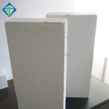 High density light weight Fireproofing Reinforced Fiber Materials 25-75mm thickness Calcium Silicate Board 1000 degree