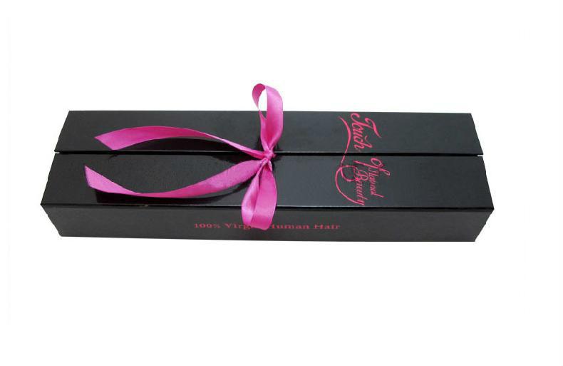 Hair Weave Packaging Virgin Hair Packaging Box View Hair Packaging