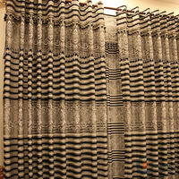 China waterproof sheer curtains