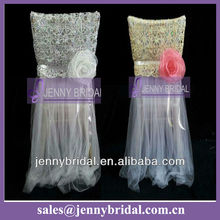C186B Jenny bridal wholesale wedding folding chair covers