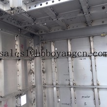 residential building kumkang kind aluminum formwork system used formwork for sale