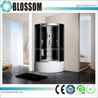 Xiaoshan deluxe indoor hydro whirlpool bath shower and toilet cabin