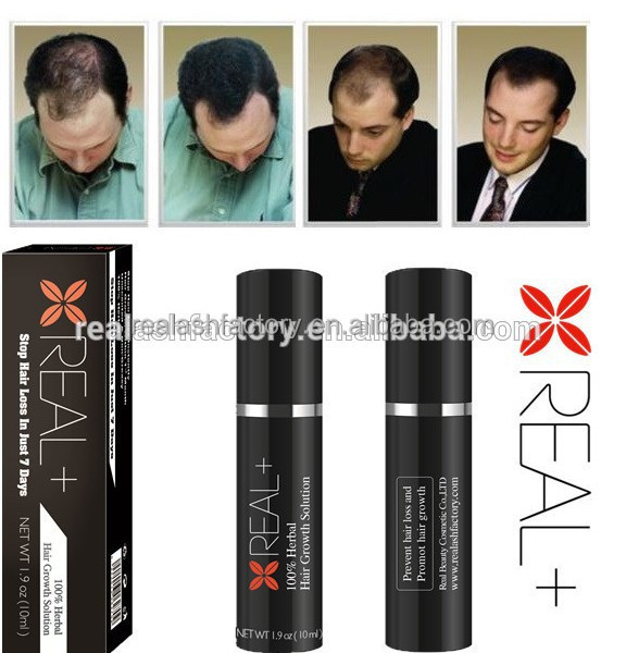 Hair care spray REAL PLUS herbal hair growth item with High quality Moisturizing & Nourishing Hair growth