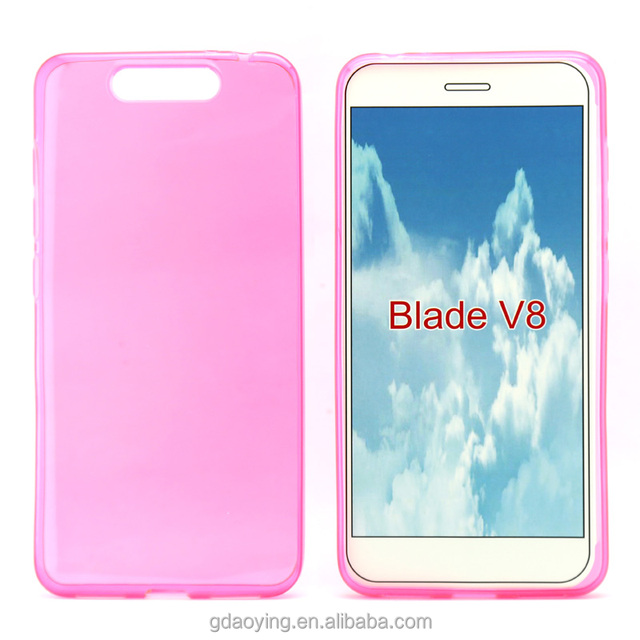 Wholesale special latest model printable 2d sublimation blank phone case for ZTE BLADE V8