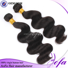 Top Quality Russian Weft Hair Extension Malaysian Loose Wave
