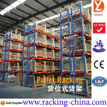 Conventional Selective heavy duty scale warehouse racking system for storage solutions