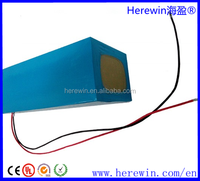 Herewin battery supplier 40AH 48volt high power lifepo4 battery forklift trucks,electric vehicle