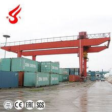 Quayside container gantry crane, crane for handling container