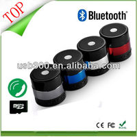 Mini hifi stereo bluetooth speaker with perfect sound system 450mAh Lithium battery