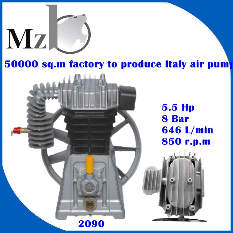 Air Compressor Spare <strong>Parts</strong> Cylinder Head italy air compressor pump