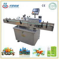 SGLT Automatic bottle sticker labeling machine small products manufacturing machine