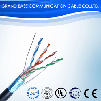 4 pairs shield cable ftp cat5e for communication