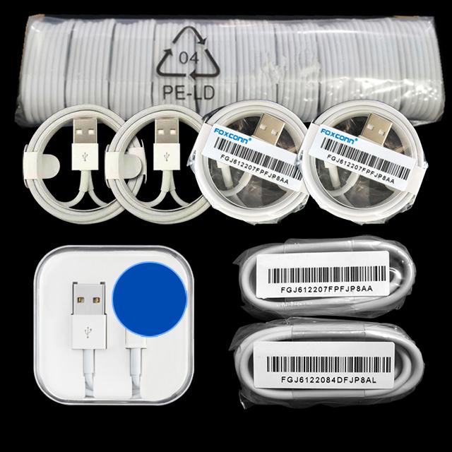 Vente chaude câble de données pour iPhone X 8 7 7 Plus, 6 S, 6 Plus, pour iPad pour android téléphone portable USB chargeur de vente directe d'usine - ANKUX Tech Co., Ltd