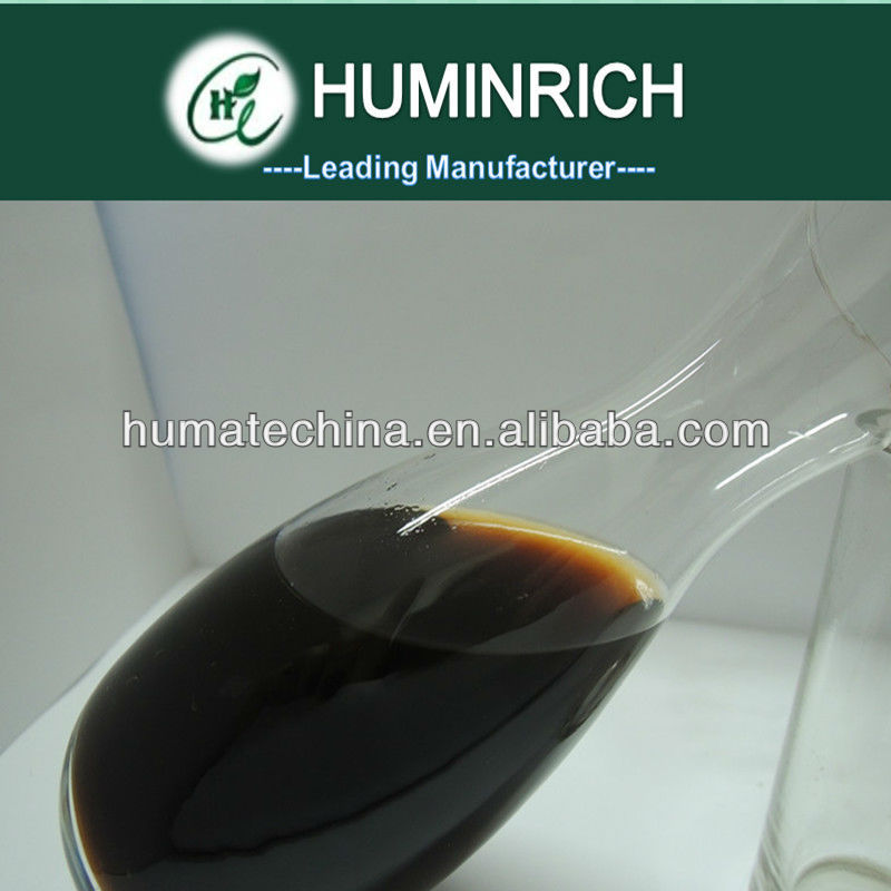 SH9002H-1 Humus Organic Fertilizer Fulvic Acid Liquid 12%
