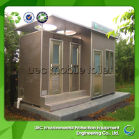 Manufacture best price outdoor mobile portable toilet mobile home toilet