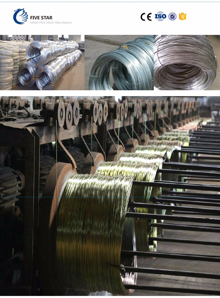 factory price soft pure zinc wire for tie wire