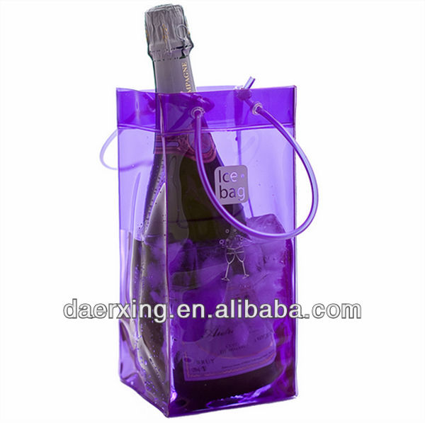 high quality custom plastic ice bag