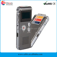 the metal housing bluetooth spy voice recorder dictaphone telephone and mobile cell digital voice recorders