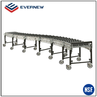 High Grade Motorized flexible roller conveyor From China in discount