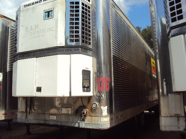STAINLESS STEEL REEFER TRAILERS
