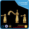 Brass Bathroom Watermark Mixer Faucet Taps