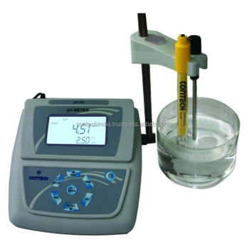 an examination of the ph value and the electrical conductivity of a solution Electrical conductivity and ph guide for test for ph, electrical conductivity set the desired ec value of the solution 2 calibrate the ph meter probe using.