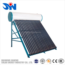 compact pressure heat pipe solar hot water heater