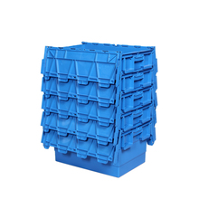 Wholesale PP plastic folding storage moving turnover boxes for sale