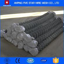 High Quality Hot Dip Galvanized Chain Link Fence/Diamond Wire Netting