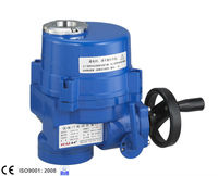 Electric ball valve with Rotary Actuators