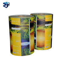Hot Sale food packaging biodegradable plastic film customized color