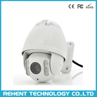 1.3MP 6x Optical Zoom IP66 Waterproof 50m IR Distance Night Vision Wireless IP PTZ Speed Dome P2P Camera Manufacturer