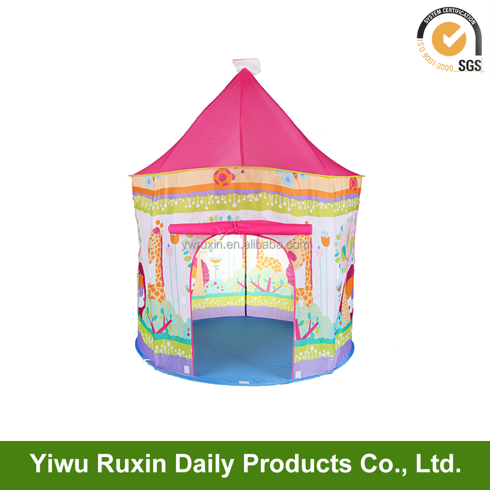 Eco friendly kids folding house tent