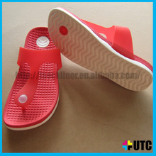 New style orthotic thong sandals for footwear and promotion,light and comforatable