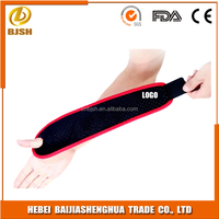 Promotional velcro fitness wrist bands