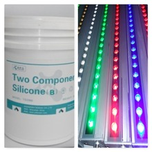 electronic potting compound silicone for power supplies and LED 10kg/barrel