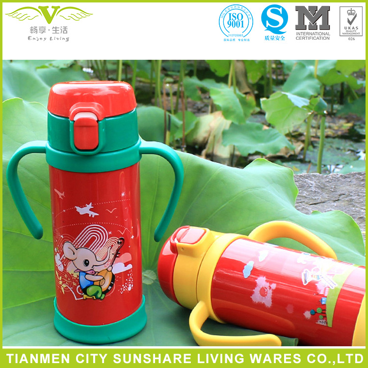 304 Food Grade Stainless Steel Water Bottle For Kids