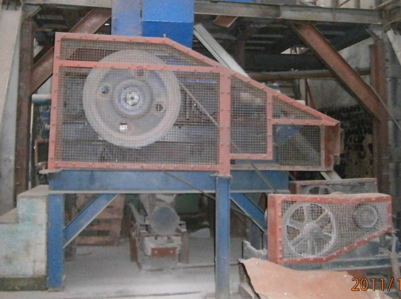 Rolling Grusher, mill