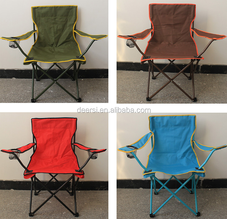 New style folding camping chair from Chinese factory