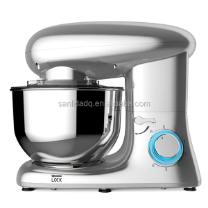 Hot selling 1500W automatic large planetary cake dough mixer