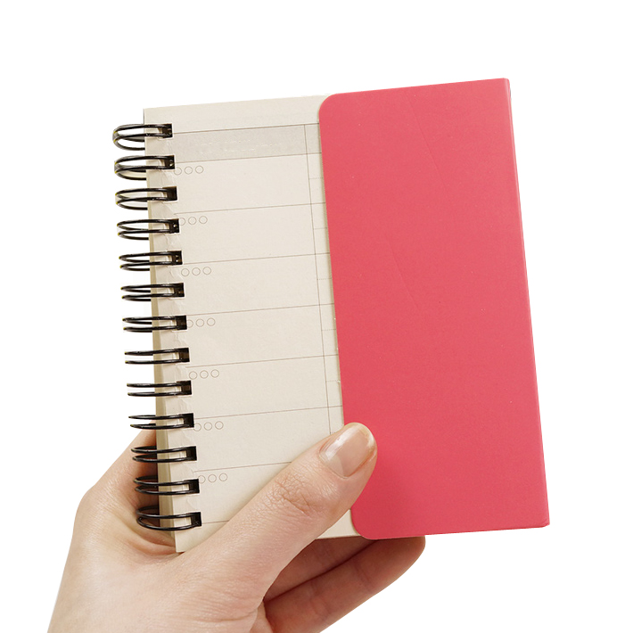 Wholesale Office stationary spiral note book & custom journal book printing