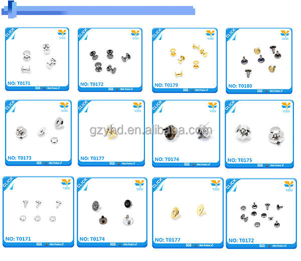 Best sale fashion high quality bag accessories parts swivels metal d ring