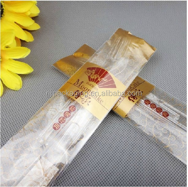 High transparent the midautumn festival moon cake knife and fork Each suit one knife fork bags