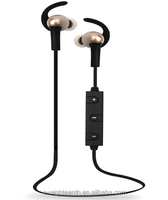 Hot products phone accessories factory price high quality sports wireless BT earphone wireless headset with mic