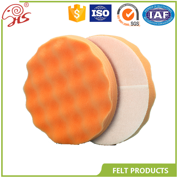 Magic car buffing and polishing pads / foam pads