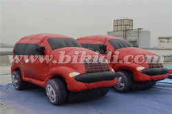 Hot sale inflatable car, inflatable car model, car balloon for advertising K2108